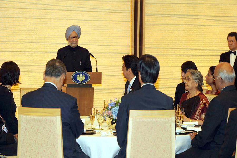 India, Japan forge strategic ties