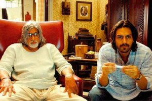 Rampal and the Big B in The Last lear