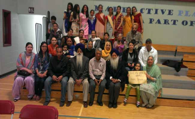 Vaisakhi in Vancouver