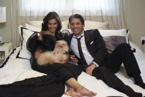 lisa ray with husband