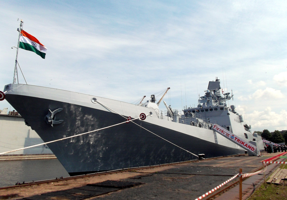 India adds deadly punch to its naval power