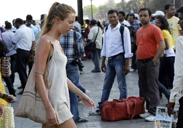 American Woman Tourist Gangraped In India Just Two Days