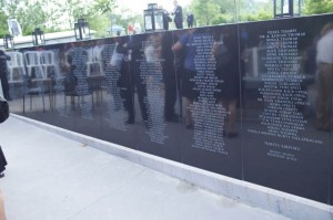 Memorial to Air India victims in Toronto