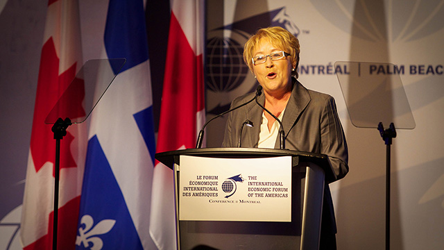 Quebec Premier Pauline Marois supports ban on players wearing turbans on soccer pitch