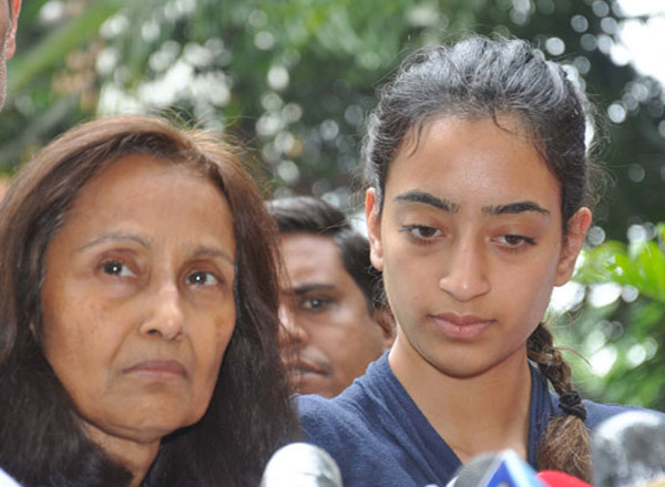 Rabia Khan: Mother of actress Jiah Khan who committed suicide in June last year.