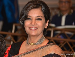Shabana Azmi is a very private person