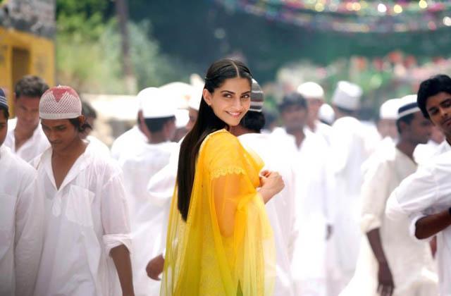 Sonam Kapoor in a scene