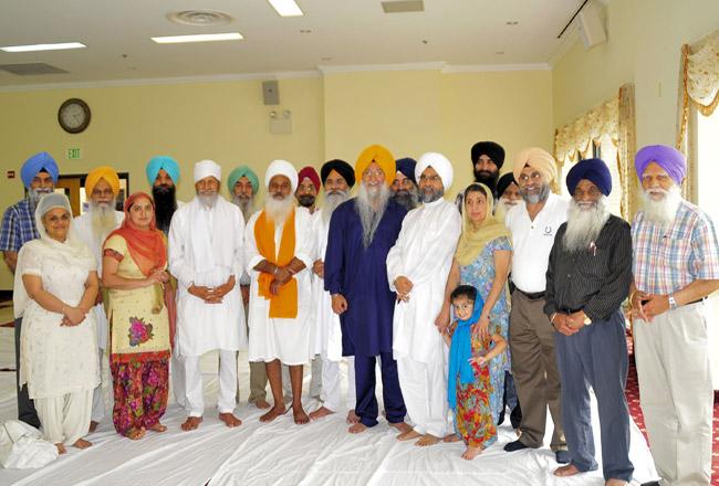 Washington Sikhs honour Baba Sewa Singh
