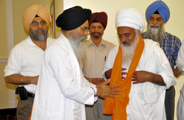 Honouring Baba Sewa Singh