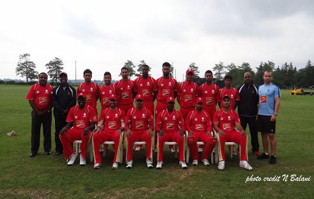 Canadian team