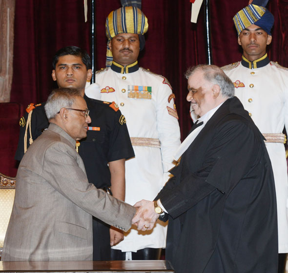Chief Justice of India Palanisamy Sathasivam
