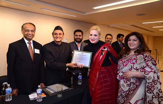 Dr Karan Singh in Washington DC