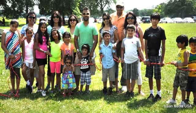 Gujarati Samaj Chicago picnic3