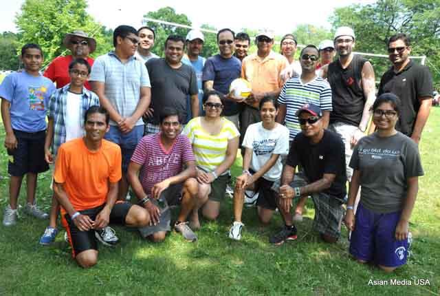 Gujarati Samaj Chicago picnic4