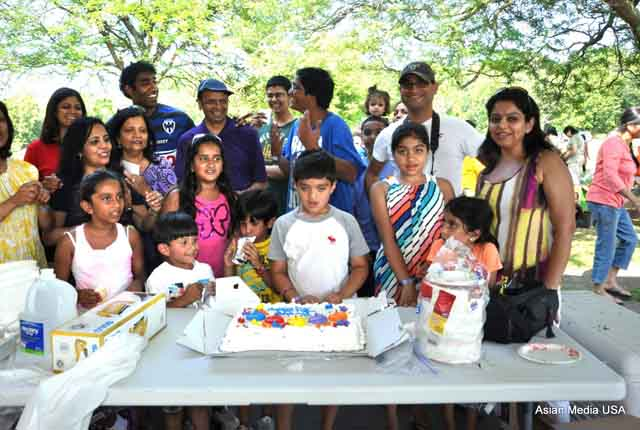 Gujarati Samaj Chicago picnic6