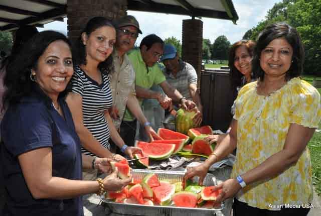 Gujarati Samaj Chicago picnic9