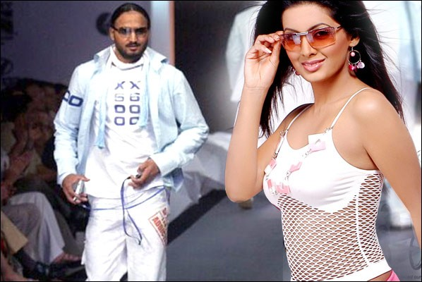 Harbhajan, girlfriend Geeta Basra in Brazil to enjoy World Cup