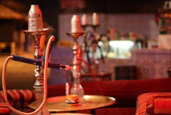 Haryana hookah bar