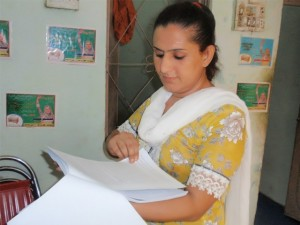Pakistani transgender sanam fakir