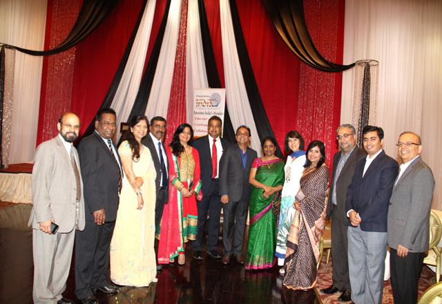 Panorama India family