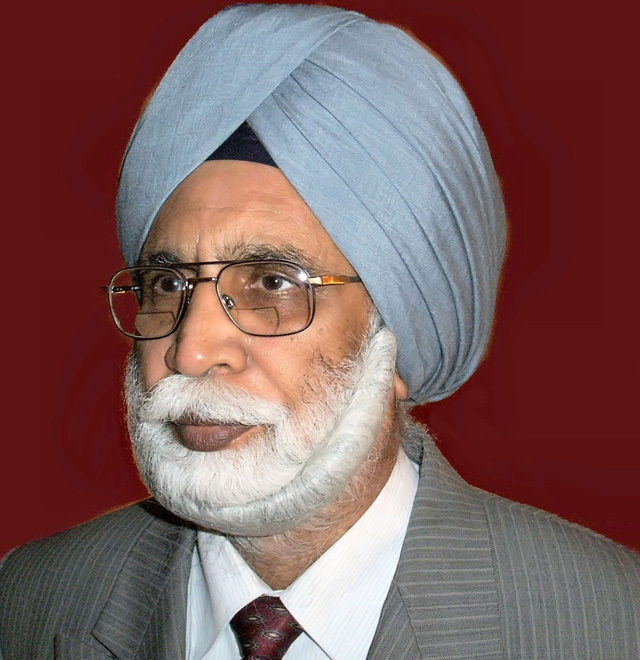 Prof Devinder Singh Chahal