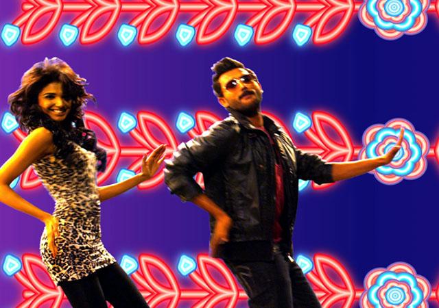 Zinda Bhaag dance scene