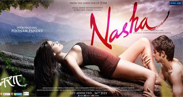 Sexy Poonam in Nasha