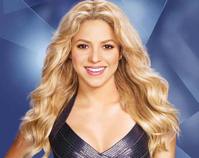 Shakira gets her pre-pregnancy sexy figure again