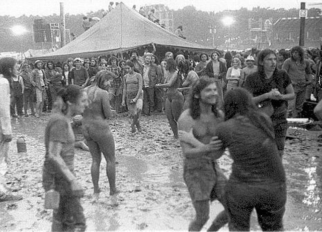 The Summer Jam was the peak of the hippie era. Those times will never return.
