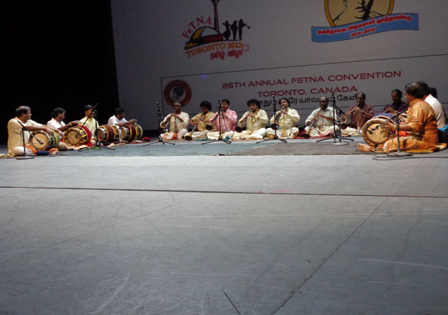 Tamil folk music