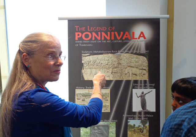 Prof Brenda Beck - the Canadian behind The Legend of Ponnivala.