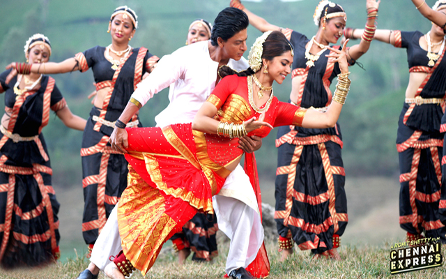 Chennai Express review: Pleasant and likable film only in parts