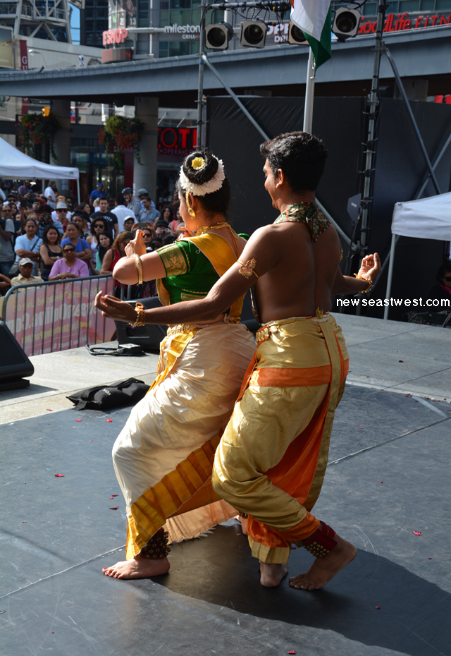 India Day dance