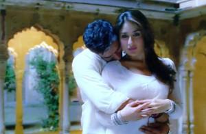 Kareena and Devgn in satyagraha