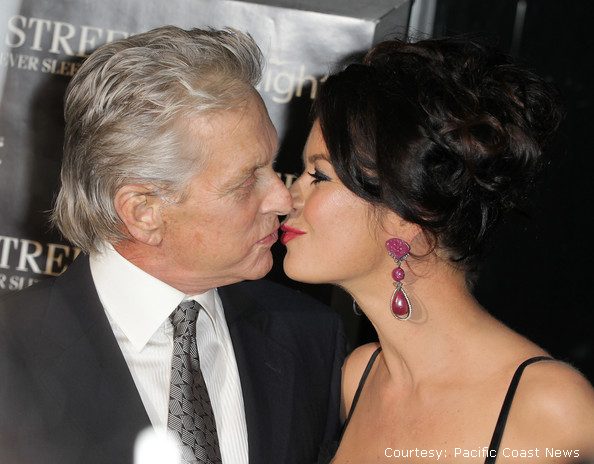 Michael Douglas, Catherine Zeta-Jones separate after 13 years of marriage