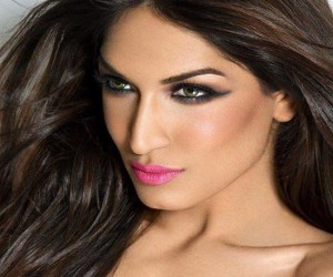 Miss Pakistan World Shanzay Hayat
