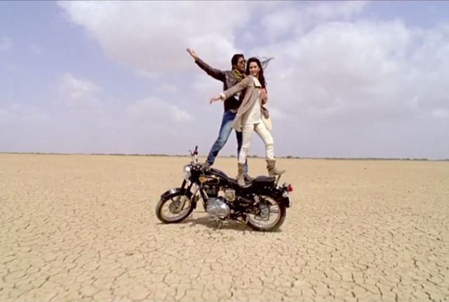 Rabba Main Kya Karoon scene