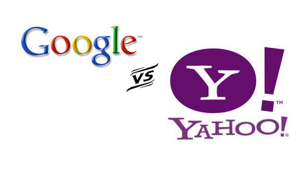 Yahoo beats Google for July 2013 visitor traffic