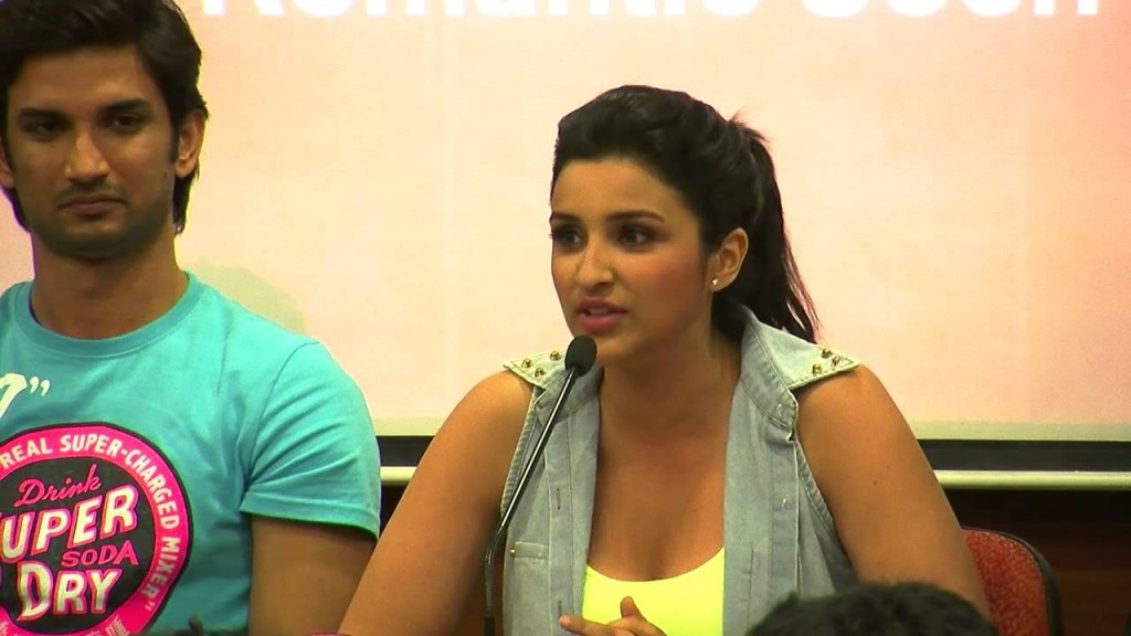 Parineeti gets angry while talking about sex