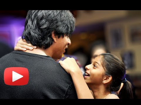Shahrukh Khan's advice to his daughter Suhana