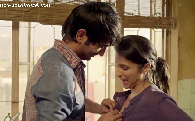 A scene in Shuddh Desi Romance
