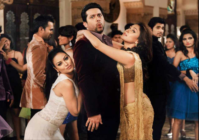 A scene from hit film Grand Masti