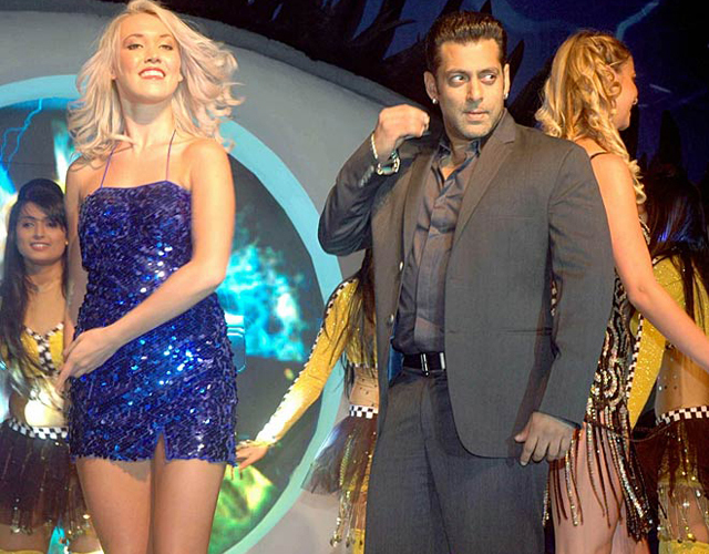 Salman Khan during Big Boss press conference  in Mumbai on 16th August,2012.
