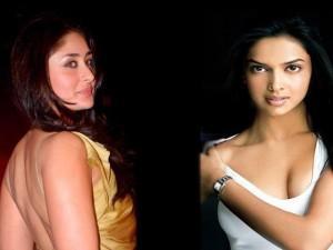 Deepika and Kareena