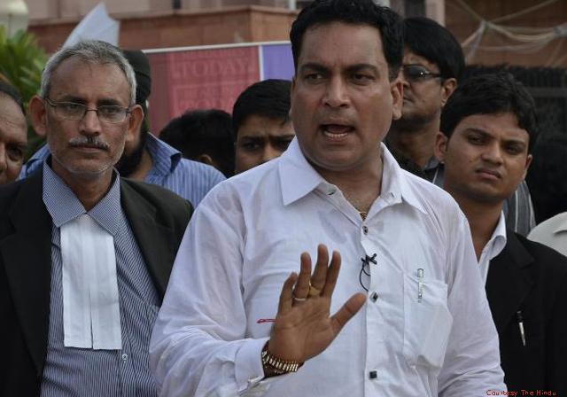 Delhi gangrape case lawyer AP Singh