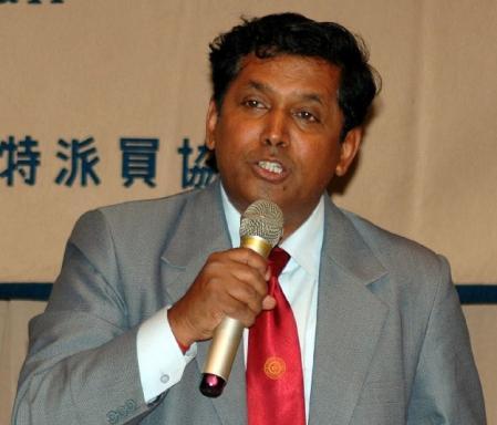 Former IIT Kanpur director Sanjay Dhande