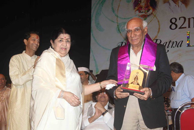 Celebrating Lata Mangeshkar-Yash Chopra tuning