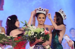 Miss Philippines Megan Young is Miss World 2013