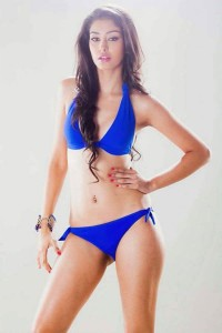 Miss India Navneet Kaur Dhillon finished among top 20