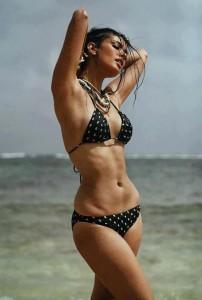 Miss World in bikini